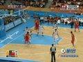 视频:男篮半决赛 王仕鹏单打转身后仰跳投
