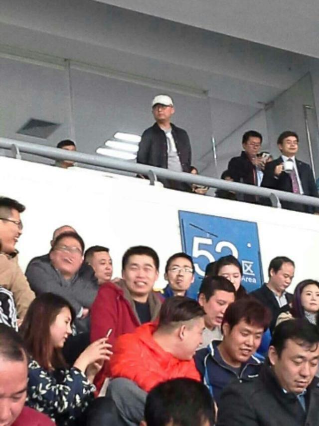 48795位球迷见证中超开幕 孟非现身助阵苏宁