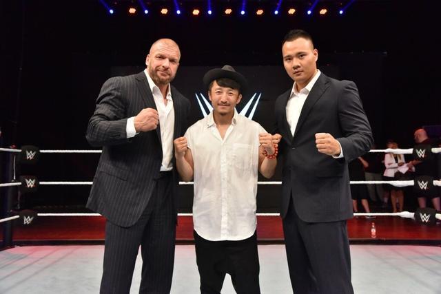 最残酷WWE签下中国选手 职业摔角要加中国功夫