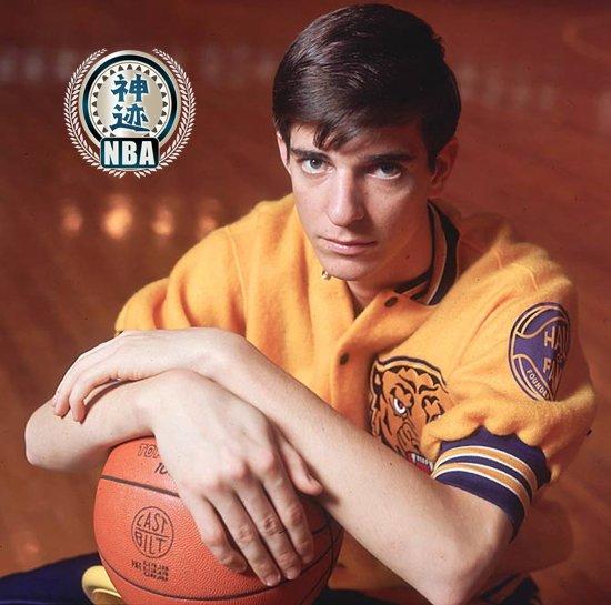 "NBA天才""枪手""皮特-马拉维奇"
