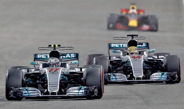 罗斯伯格接班人! 博塔斯拿下F1生涯首个杆位