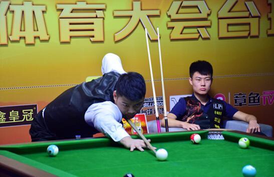 北京冷门7月27日,北京时间大台球赛进行爆出,32进16继续三场体育亚运会电子竞技项目图片