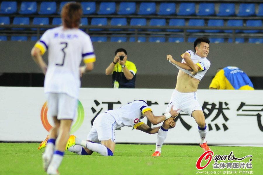 全场集锦:阿尔滨2-1淘汰舜天孙铂终场绝杀截图