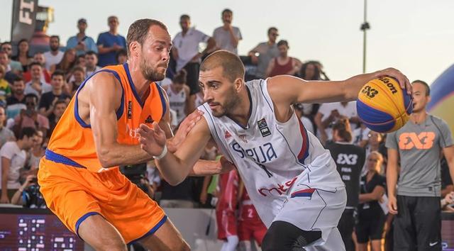 FIBA3X3欧洲杯值得期待球星 世界第一人领衔