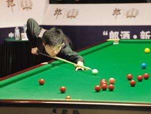 丁俊晖夺冠夜收视率超国足 许诺冲击世界冠军