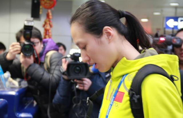奥运冠军凯旋最想拥抱祖国 张虹:享受现在
