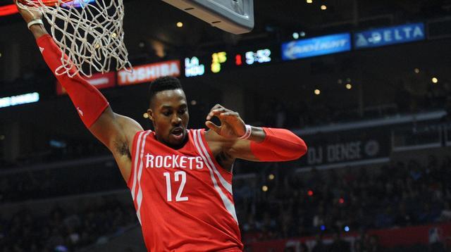 干扰球拯救火箭!魔兽神了 一项数据称霸NBA