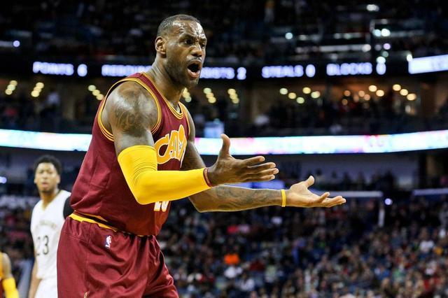 腾讯NBA实力榜:火箭狂升20位 骑士下跌13位