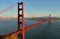 多彩多姿的旧金山
