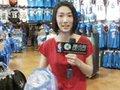 视频:腾讯NBA总决赛探营 美女探秘球迷商店