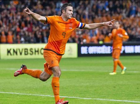 世界杯巡礼之荷兰:范佩西罗本领军无冕之王