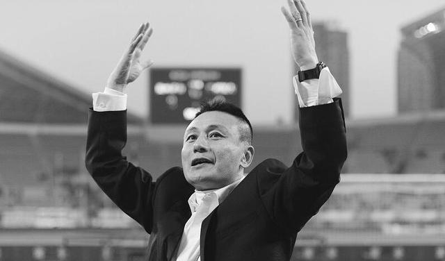 宫磊出任力帆总经理 称把更多精力放在俱乐部