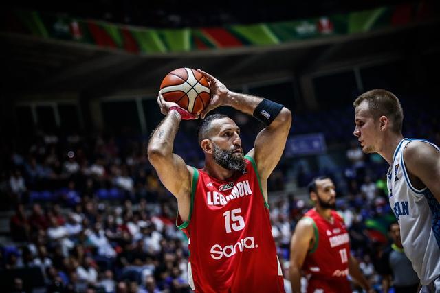 黎巴嫩进复赛与中国台北争八强 哈萨克遭淘汰