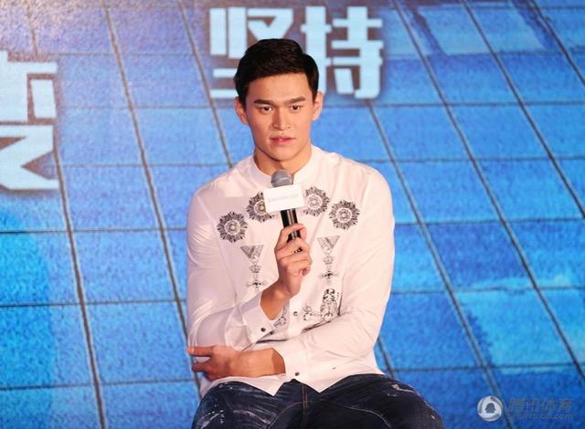 """阳光男孩的""""孤独"""" 孙杨:心理是最强大的保护伞"""