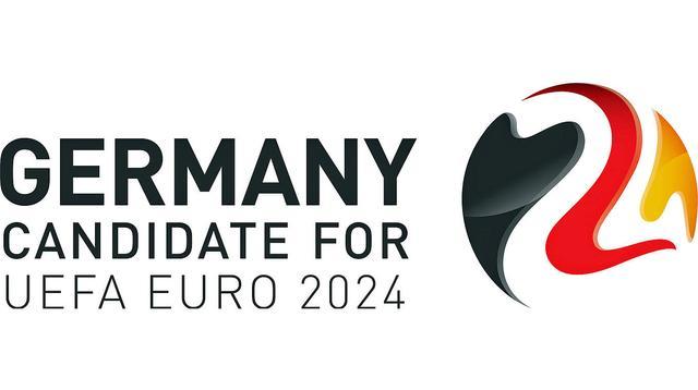 志在必得!德国足协公布2024年欧洲杯申办标志