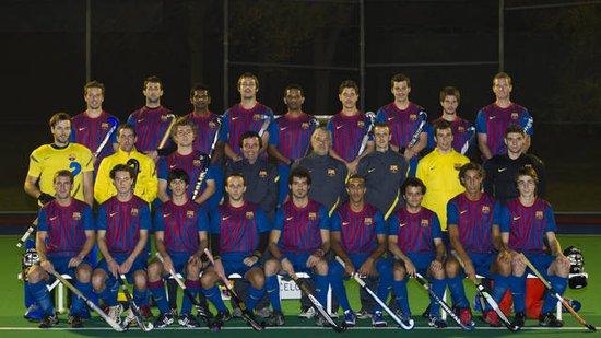 巴塞罗那足球俱乐部-业余运动项目介绍