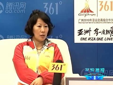 名将播报第10期:李菊点评中国女乒胜在气势