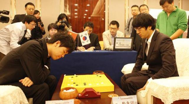 柯洁完胜韩国选手 获世界围棋公开赛开门红