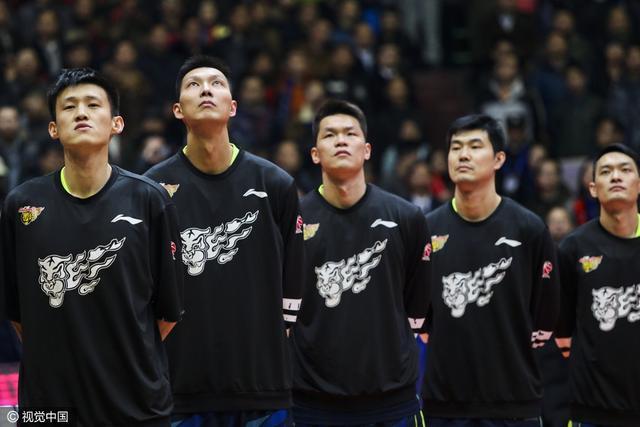 CBA最新转会报告:广东大失血 两球队最折腾