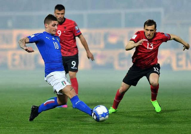 文图拉:维拉蒂还能变强 意大利有光明未来
