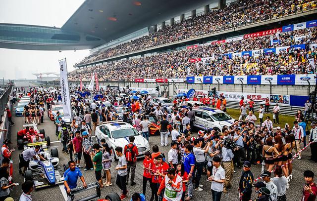 史上最强赛车周!CTCC联手七大赛事上海办赛