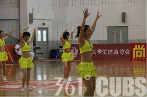 361°CUBS第十八轮:天工大轻松战胜东北师范