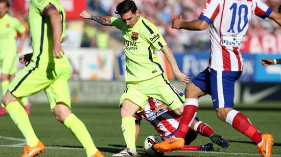 Atletico Madrid - Barcelona: Review Calderon campaign over the past decade