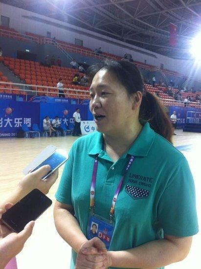 全运会记者手记 王怡薇:这到底是谁的比赛?