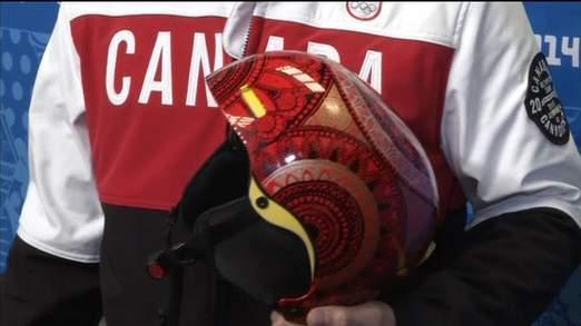 癌症患者设计头盔!加拿大冬奥选手倍受鼓舞