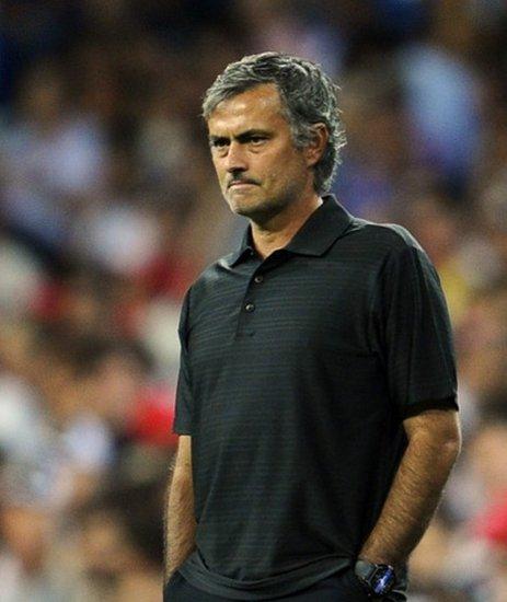 穆里尼奥:不满意比赛过程 承认皇马点球误判