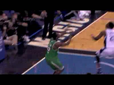 视频:绿衫军92-88魔术集锦 三巨头力绞魔兽