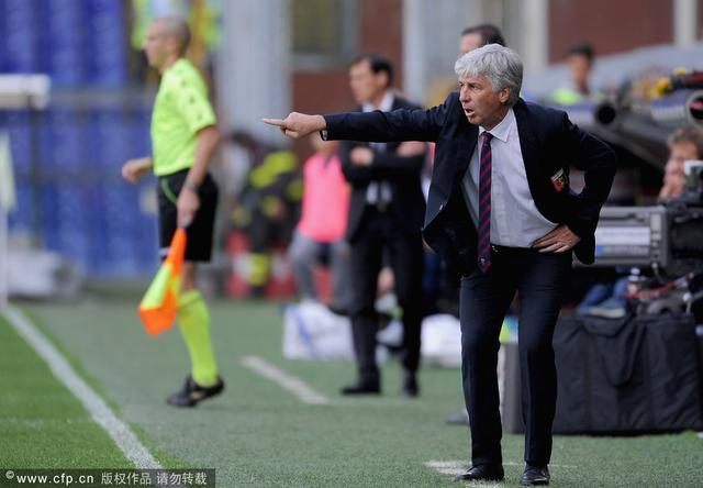 意甲-罗马0-1热那亚3连败收官 希腊国脚绝杀