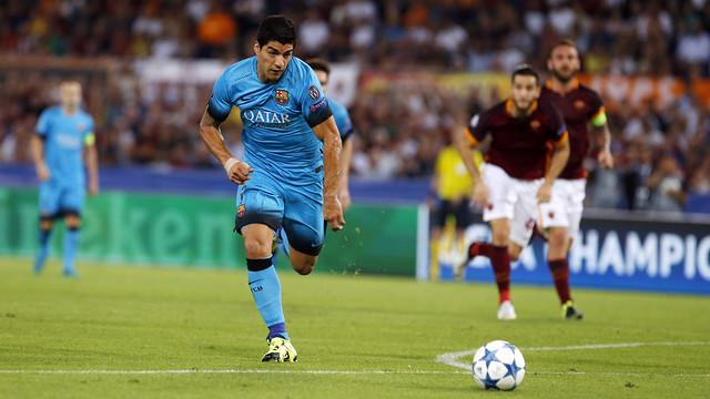 Suarez: We should be happy