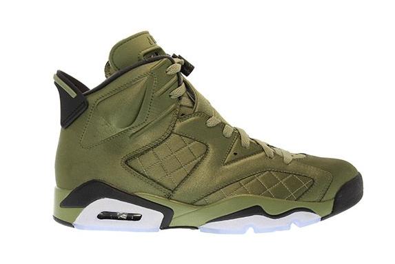 AJ系列将推出全新款式 橄榄绿配色售价1500元