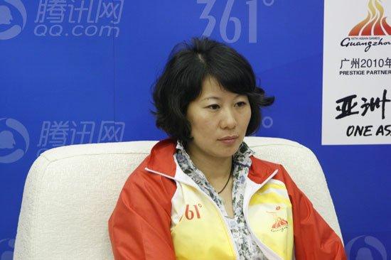 实录 李菊做客名将播报 称中国男乒远胜韩国
