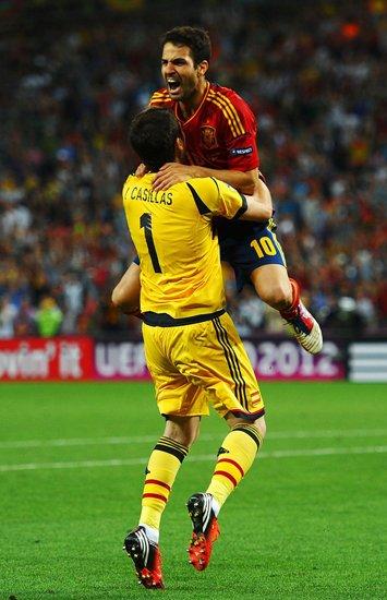 欧洲杯-点球大战西班牙4-2葡萄牙 率先进决赛