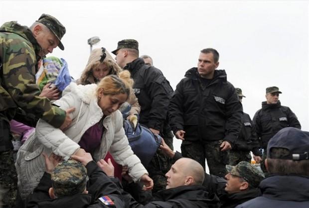小德关注塞尔维亚洪灾 呼吁有更多关注和帮助