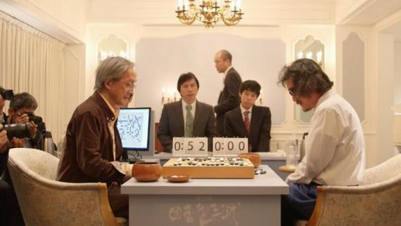 【边界】人工智能真的会是围棋的上帝吗?
