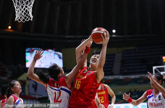 亚洲杯-李月汝33+11女篮轻取朝鲜 将战菲律宾