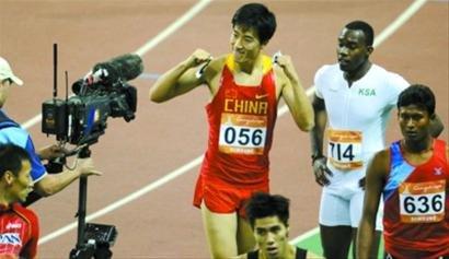 刘翔今晚力争亚运三连冠