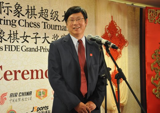 叶江川不再低调:大运会中国国象队目标两金