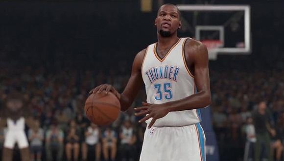 NBA2K16球员能力值公布 杜少下降怀特塞德获81分