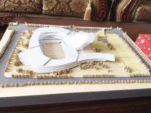 权健建造世界第4座恒温球场 3年完工领跑国内