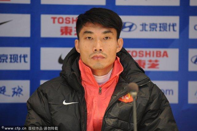 郑智 首回合不影响最后结果 渴望足协杯冠军
