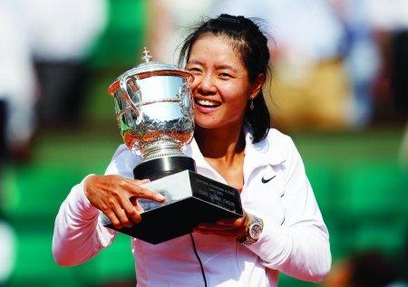 李娜首获ESPY奖提名 八年后第二位中国人入围