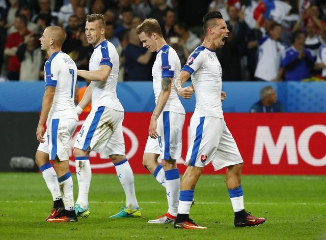 半场-俄罗斯0-2斯洛伐克 哈姆西克超级世界波