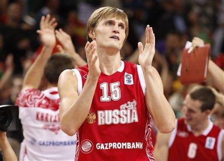 俄罗斯10胜1负赢铜牌 基里连科:我们在成长