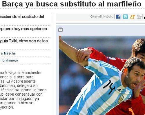 巴萨高官钦点引援首选 阿根廷铁腰有望配梅西