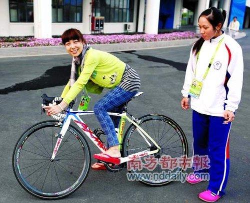 十七岁的单车你载过谁