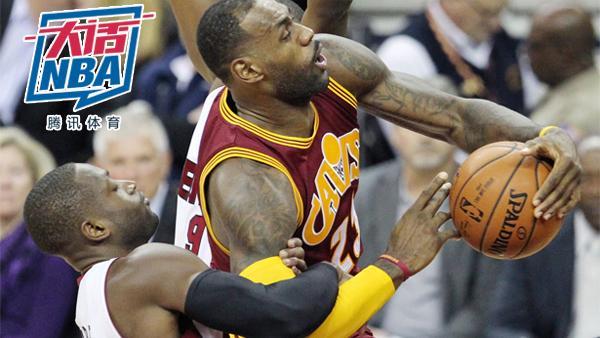 大话NBA:先别想勇士马刺!骑士或许进不了总决赛